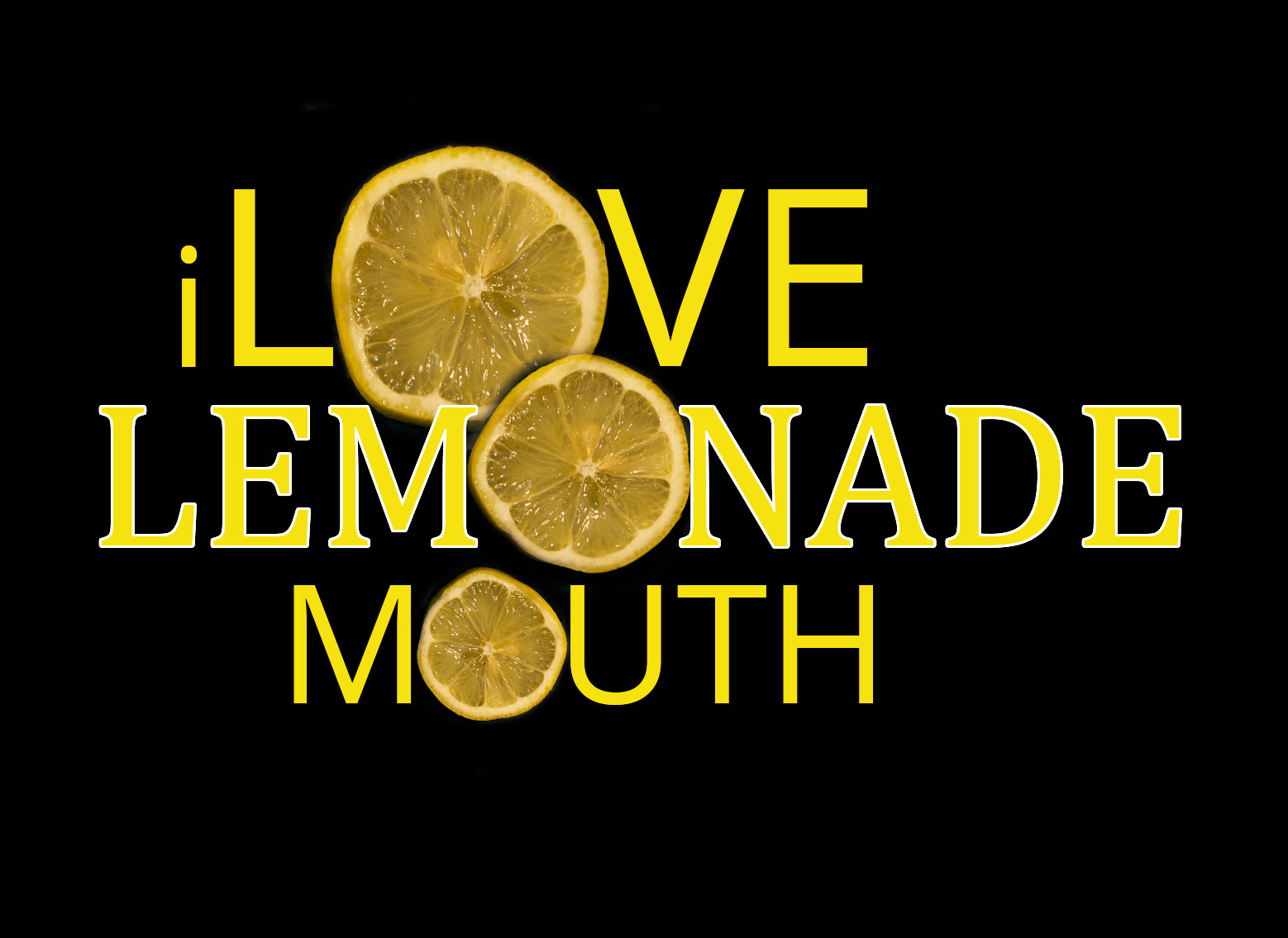 I Love Lemonade Mouth