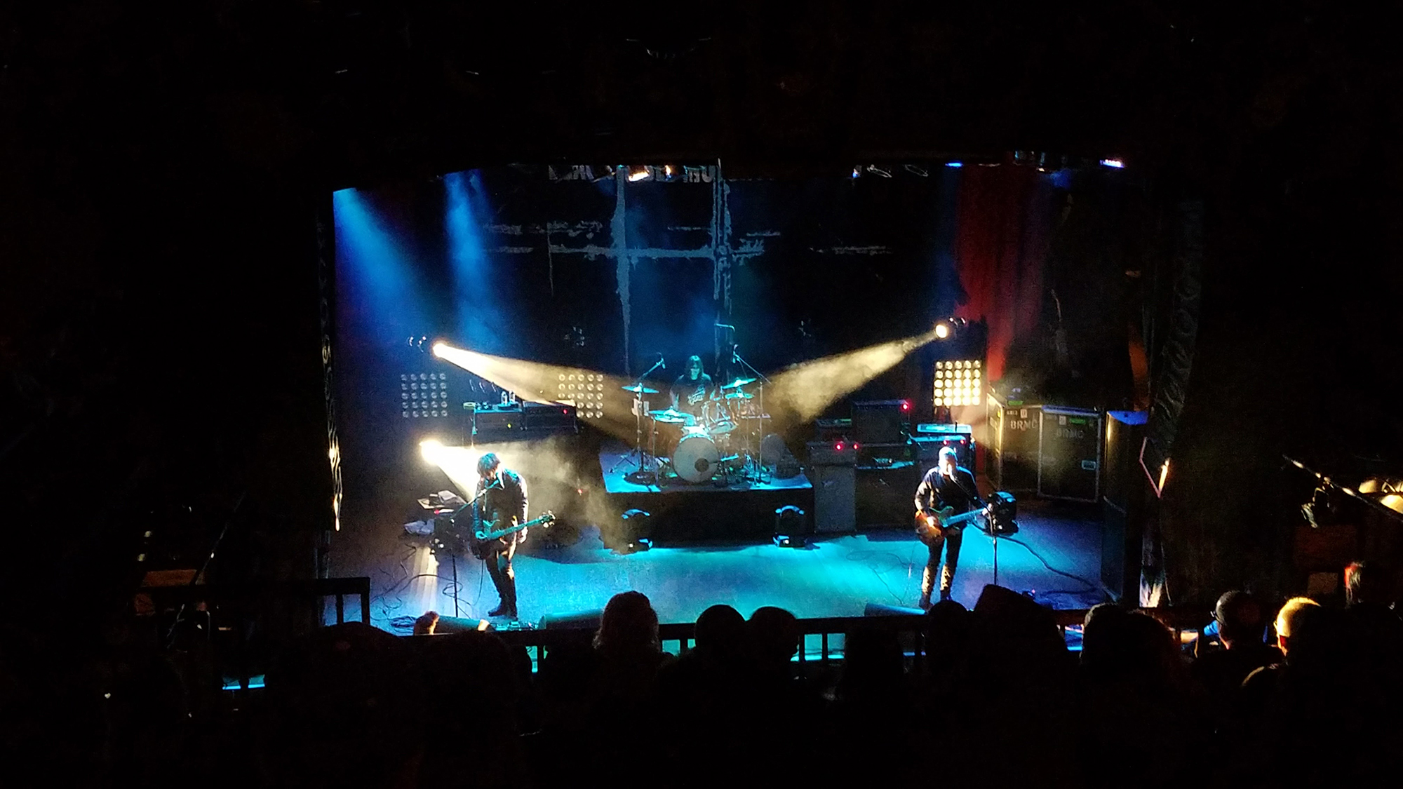 Black Rebel Motorcycle Club Cleveland HOB